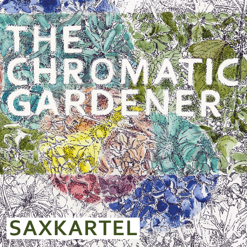 CD cover The Chromatic Gardener